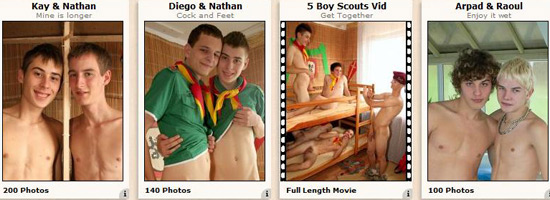 Teen boy galleries